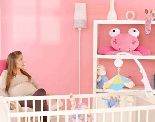 Costs of Having a Baby: Savings Tips for the Baby Room