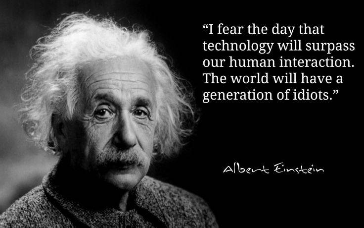 image of Einstein and quote for True Measure Wealth Management blog